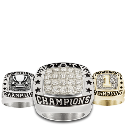 All Sports Championship Rings