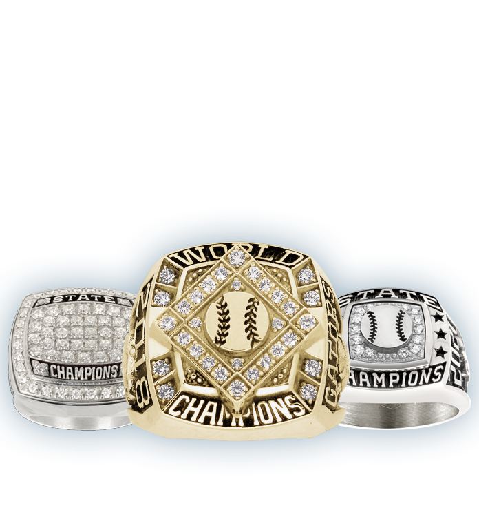 Softball Championship Rings